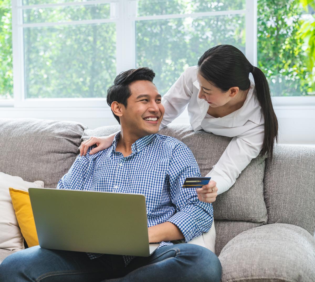 effortless online payments